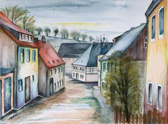 Bärenstein Schloßstraße 36x48