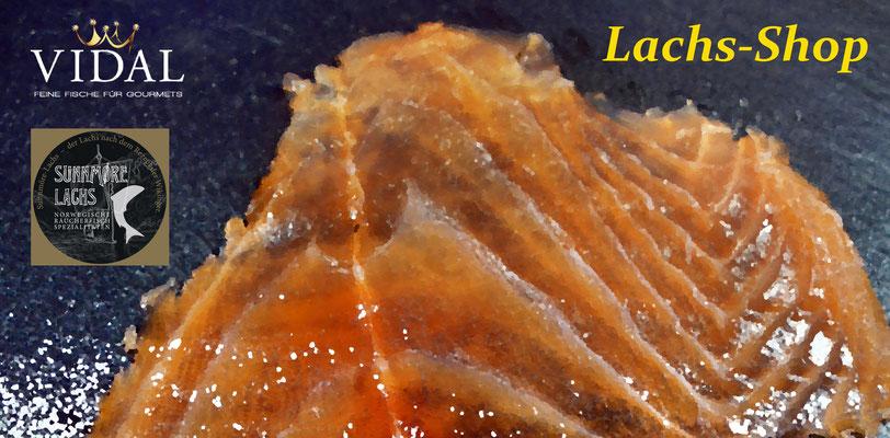 Produktentwicklung  -  das neue Projekt  -  der Lachs-Onlineshop