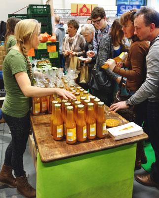 Produktentwicklung  -  Internationale Grüne Woche Berlin