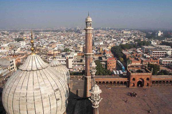 Alle Reisenden aus Deutschland treffen in New Delhi ein