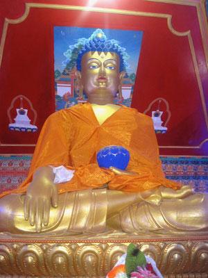 ... ins Herz des tibetischen Exil-Buddhismus
