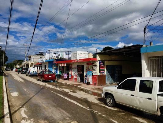 Bacalar ist weniger touristisch und dafür lebensechter