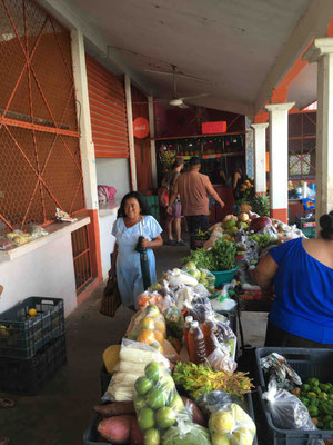 Ein Besuch auf dem Markt beweist das