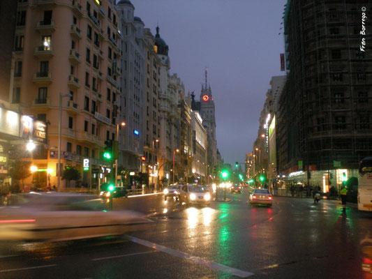 verde en Madrid