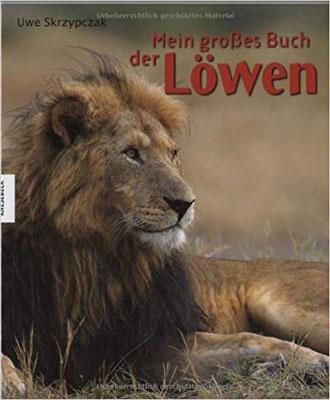 Mein großes Buch der Löwen