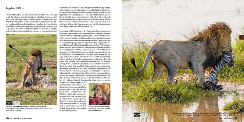 """Buch """"Abenteuer Safari-Fotografie"""""""