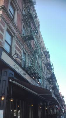 Rue de Harlem