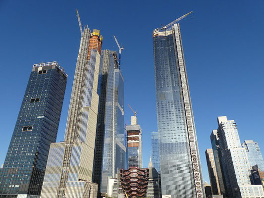 Quartier Hudson Yards