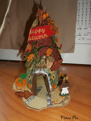 Autumnhouse von TM, zauberhaft von vorn