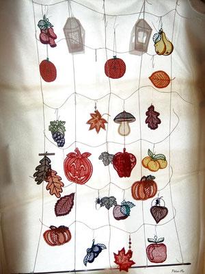 Herbstdeko, verschiedene Designer