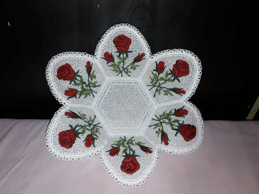 Rosen, natürlich ein Hochzeitsgeschenk Design von TM