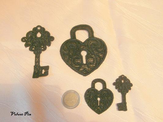 Schlüssel zum Herzen, auch Urban Threads