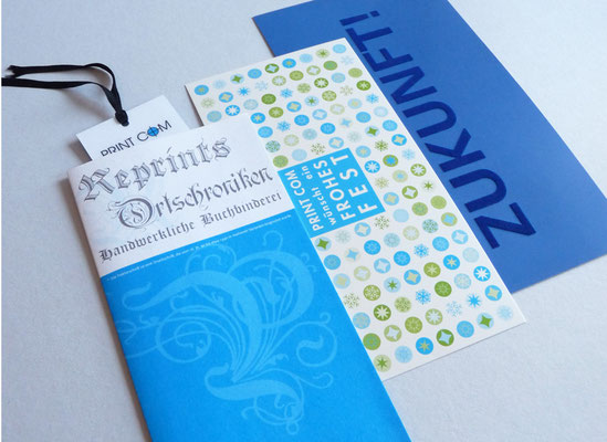 Folder, Flyer, Mailings