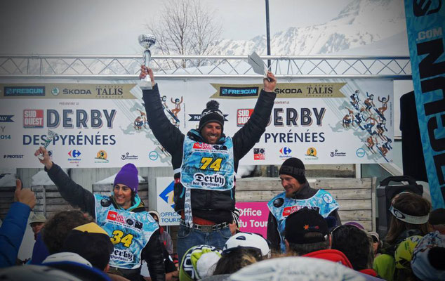 Derby des Pyrénées Piau-Engaly Julien De Baillait