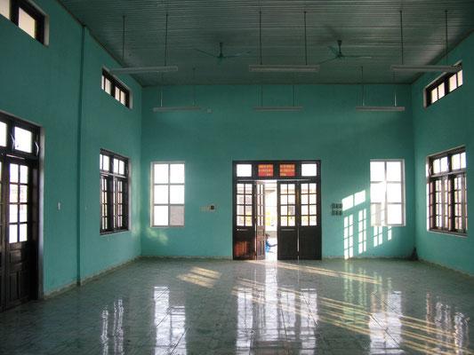 Financement des huisseries par France Vietnam Partage pour 1 école maternelle du district d'Hué