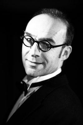 Stefan Rieger alias Theophil Rosenkranz
