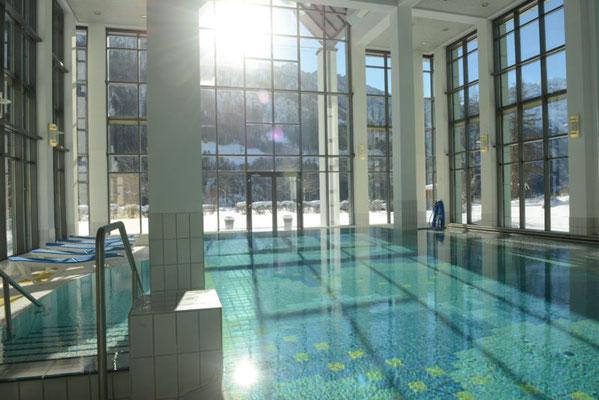 Schwimmbad Klinik Valens