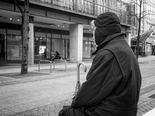 20. Januar - Bei Karstadt sind noch Zimmer frei...