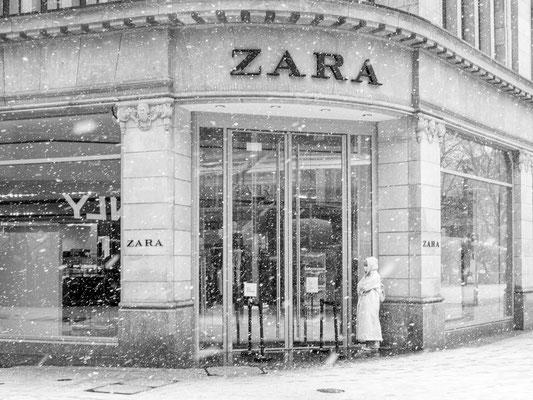 29. Januar - >>ZARA<< Große Packhofsttraße