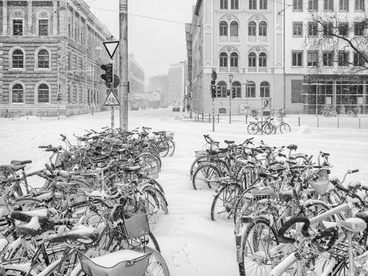 7. Februar - Ernst-August-Platz