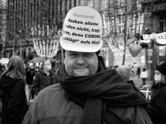 21. November - Demo der >>Querdenker<<