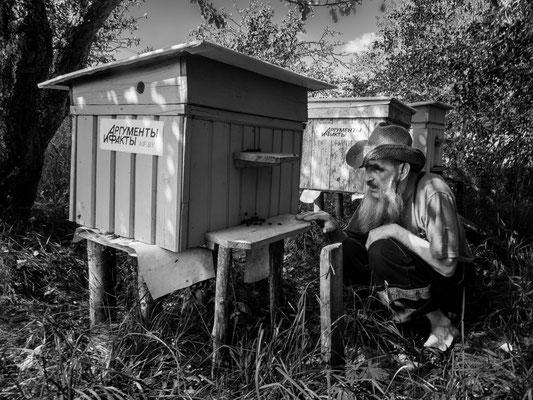 Die Bienenstöcke