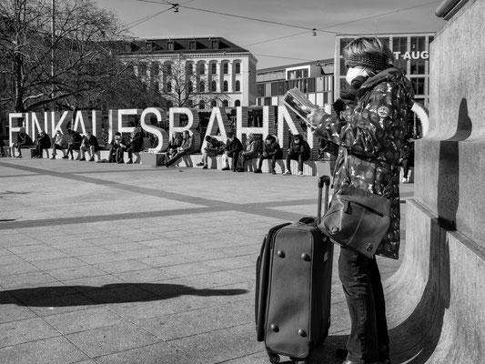 8. März - Ernst-August-Platz