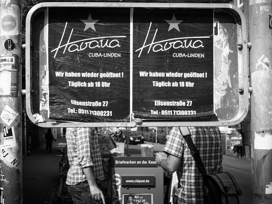 10.06.2020 Das Leben geht weiter. Ein frisch gezapftes Bier vom Kiosk gibt es nur in der Limmerstraße