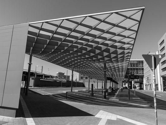 19. April - Der Zentrale Omnibusbahnhof ZOB ist bis auf weiteres geschlossen