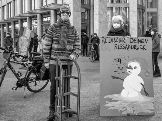 22. Januar - Demo >>Fridays vor Future<<