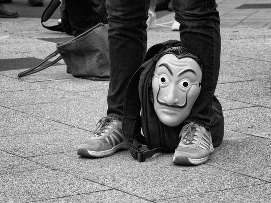 16. Mai - Demo der Gegner von Corona-Auflagen