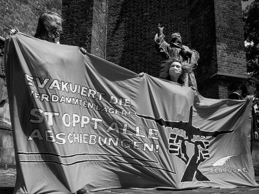 20. Juni - >>Mahndacht<< zum Internationalen Tag der Geflüchteten