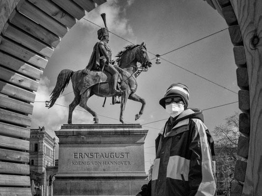 05.04.2021 Ernst-August-Platz