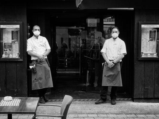 15. Mai - Seit drei Tagen dürfen Restaurants mit einer maximalen Auslastung von 50 Prozent wieder öffnen