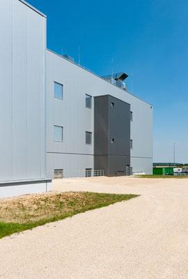 Erweiterungsneubau Produktion TAKASAGO Europe GmbH