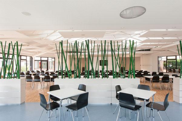 Modernisierung Betriebsrestaurant Siegwerk Druckfarben AG & Co. KGaA, Bistro