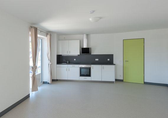 Neubau Studierendenwohnanlage in Gummersbach, Gemeinschaftsküche