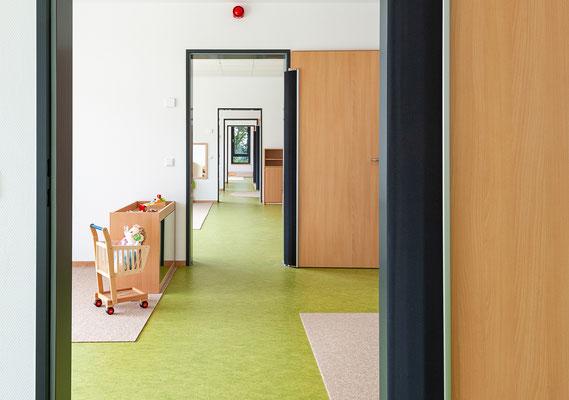 Kita Hatzfelder Straße Wuppertal, offene Türen für mehr Kontakt untereinander