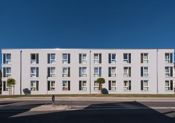 Neubau Studierendenwohnanlage in Gummersbach