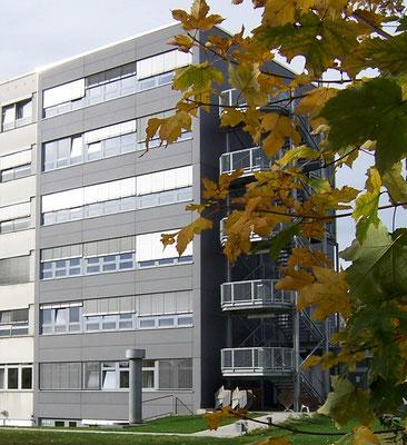 Erweiterungsneubau Bettenhaus St Johannes Krankenhaus Troisdorf