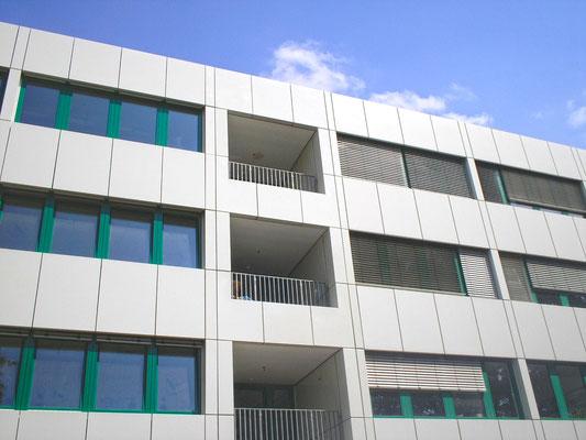 """Erweiterungsneubau Gebäude 21, """"Institut für Materialphysik im Weltraum"""", DLR, Köln"""
