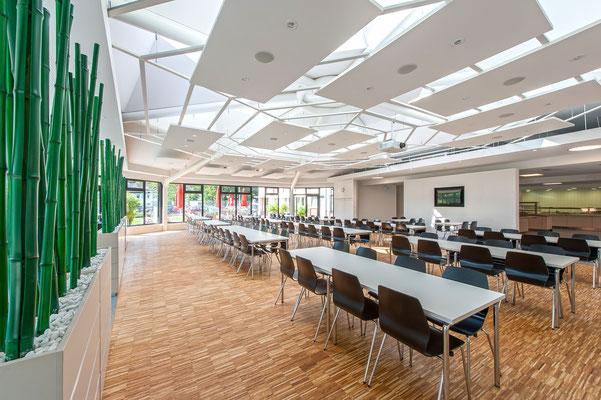 Modernisierung Betriebsrestaurant Siegwerk Druckfarben AG & Co. KGaA