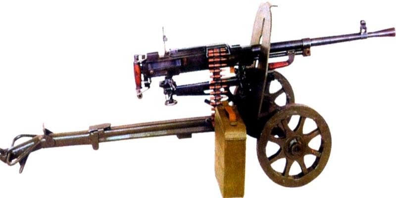 Станковый пулемёт Горюнова СГ-43