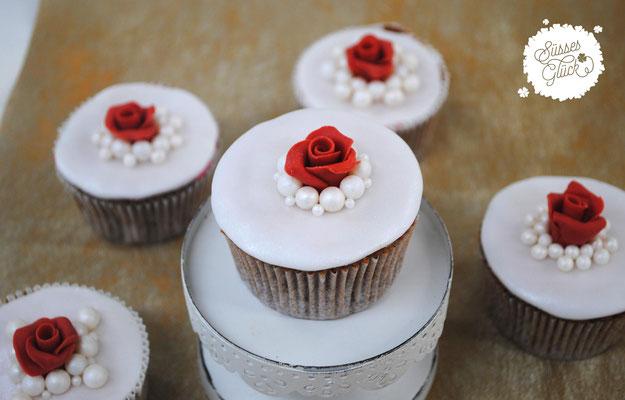 Cupcakes Fur Hochzeiten Susses Gluck