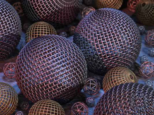 Wire Balls (2020)