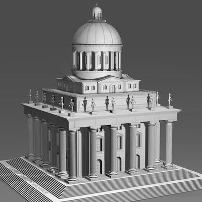 Neo-Classical Dome I (2016)