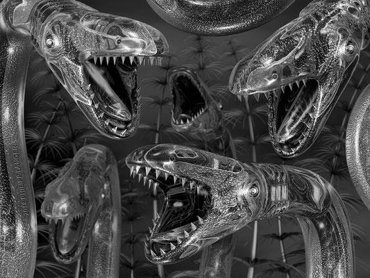 Glass Eels (2018)