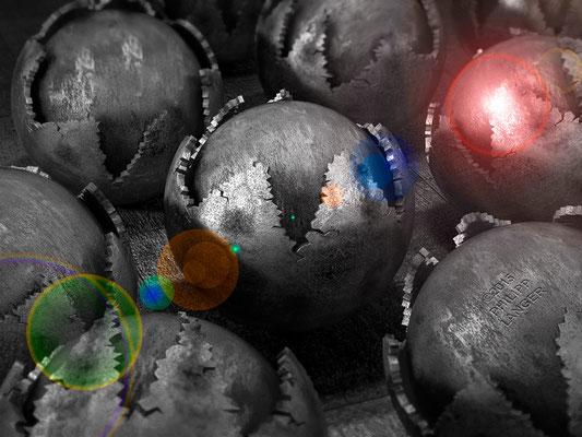 Sheathed Balls (2015)