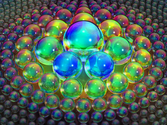 Circles of Beads II (2017)