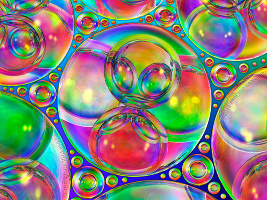 Colored Bubbles (2018)